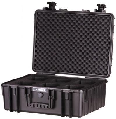 XEEN kufr pro 6 objektivů VDSLR