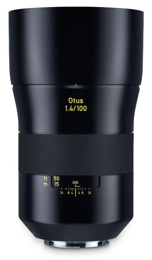 ZEISS Otus 100 mm f/1,4 Apo Sonnar T* ZF.2 pro Nikon F