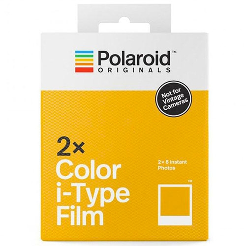 Polaroid original barevný film I-Type 2-Pack