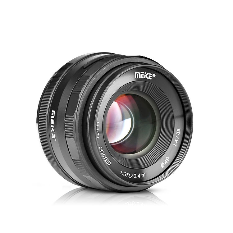 MEIKE 35 mm f/1,4 MC pro Canon EF-M