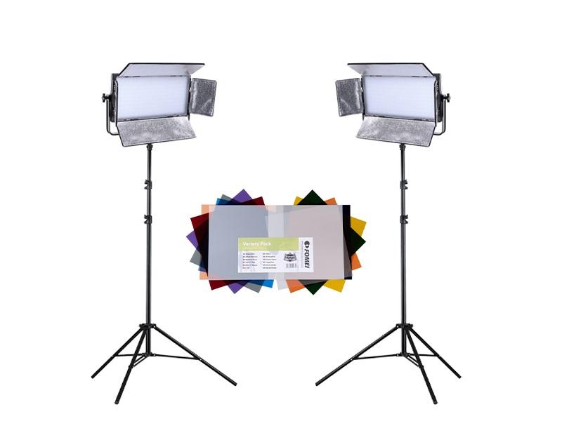 FOMEI LED WIFI 100D/100D - deskové světlo, set