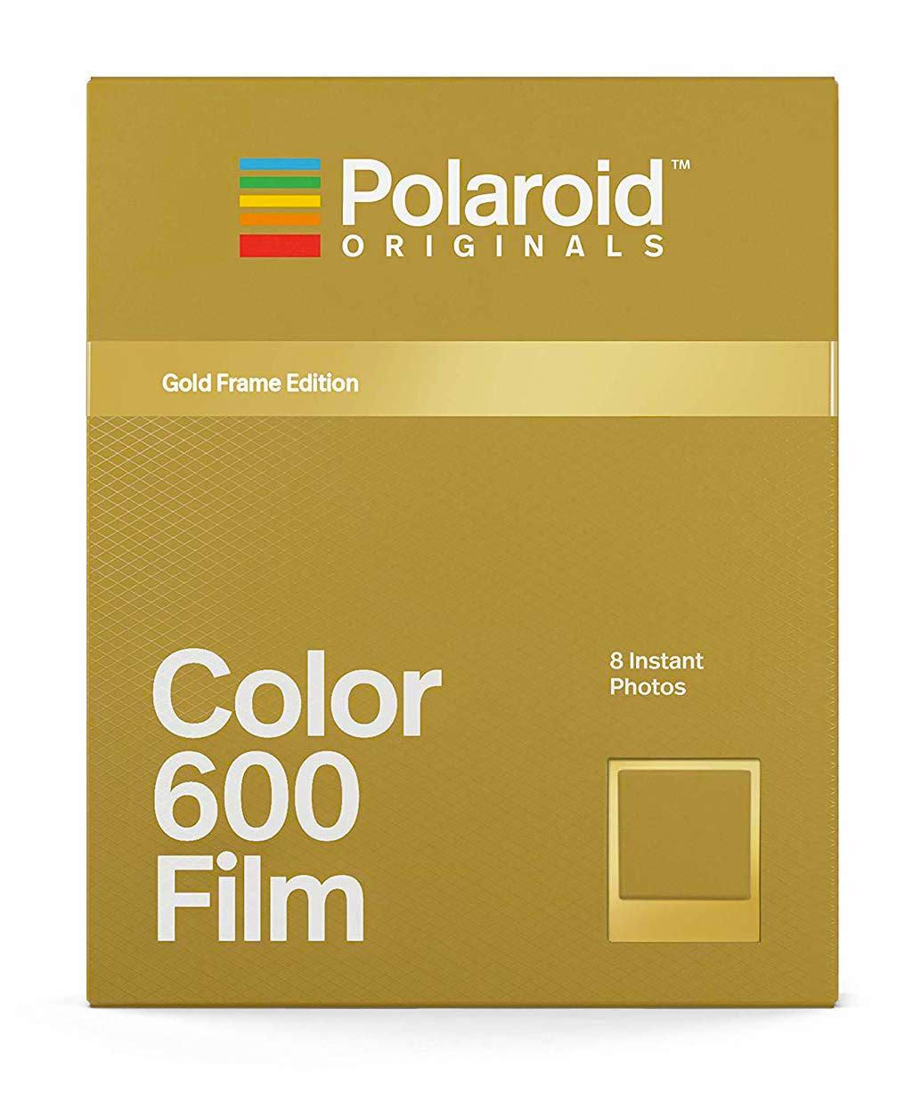 Polaroid Originals Color films 600 Metalic gold