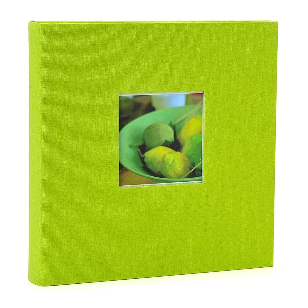 GOLDBUCH BELLA VISTA 10x15/200, světle zelená, popisové pole