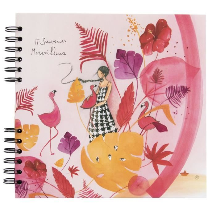 PANODIA ARTIST   TROP ROSE  22x22  klasické/40 stran,