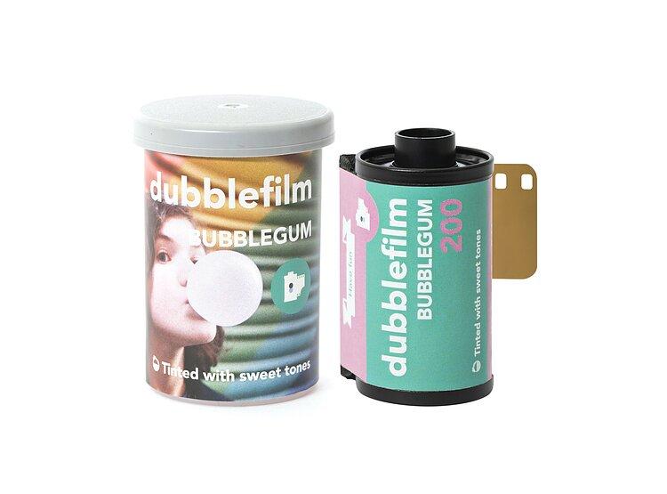 DUBBLEFILM Bubblegum 200/135-36