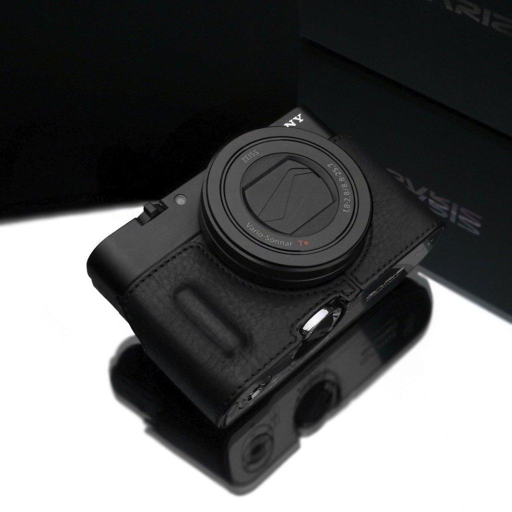 GARIZ pouzdro ochranné pro Sony RX100 III-V černé