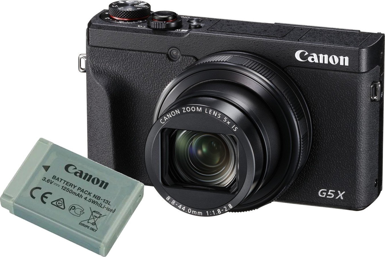 CANON PowerShot G7 X Mark III černý Battery kit