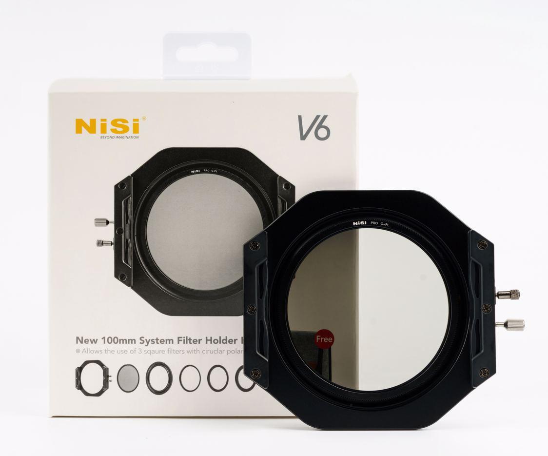 NISI sada držáku 100 mm V6 Kit