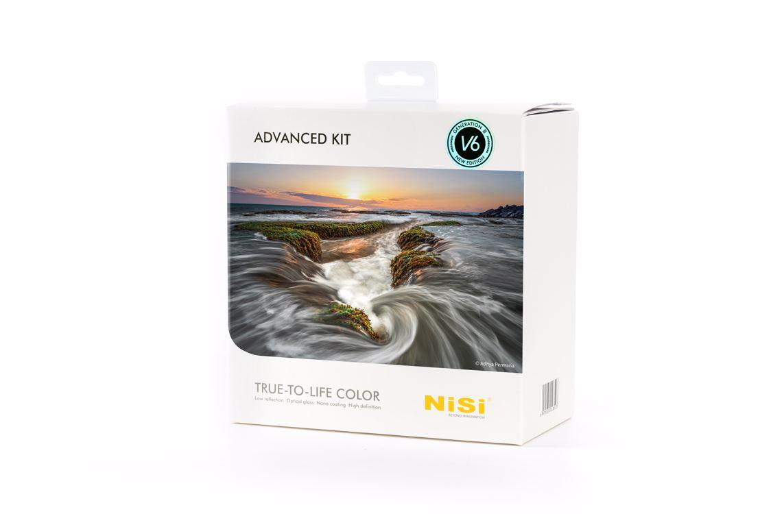 NISI sada filtrů Advance Kit III pro 100 mm systém V6