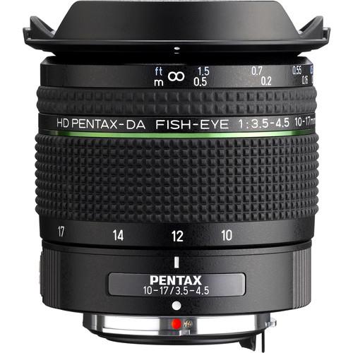 PENTAX 10-17 mm f/3,5-4,5 HD DA ED Fisheye