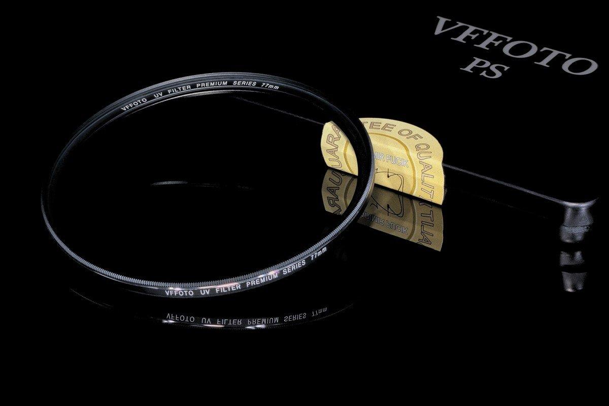 Filtr VFFOTO UV PS 77 mm