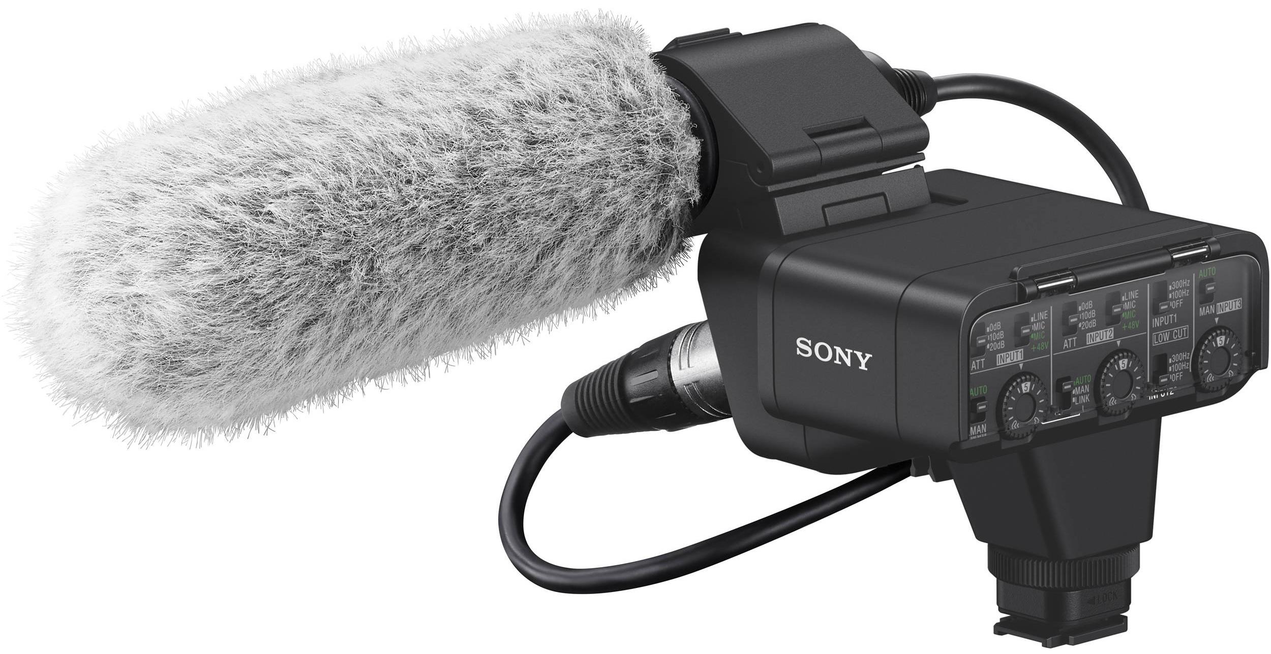 SONY XLR-K3M XLR mikrofon adapter kit
