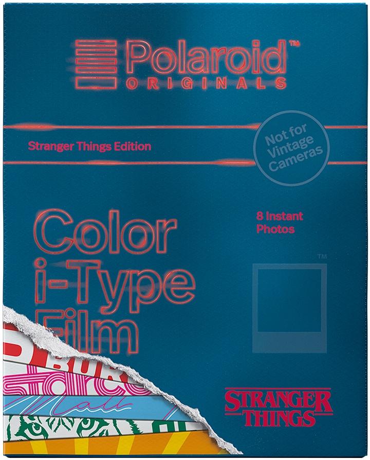 POLAROID ORIGINALS barevný film I-TYPE Stranger Things