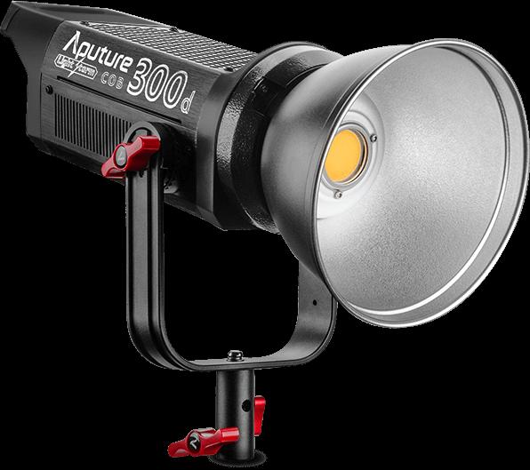 APUTURE Light Storm LS C300d - COB 5500K LED světlo