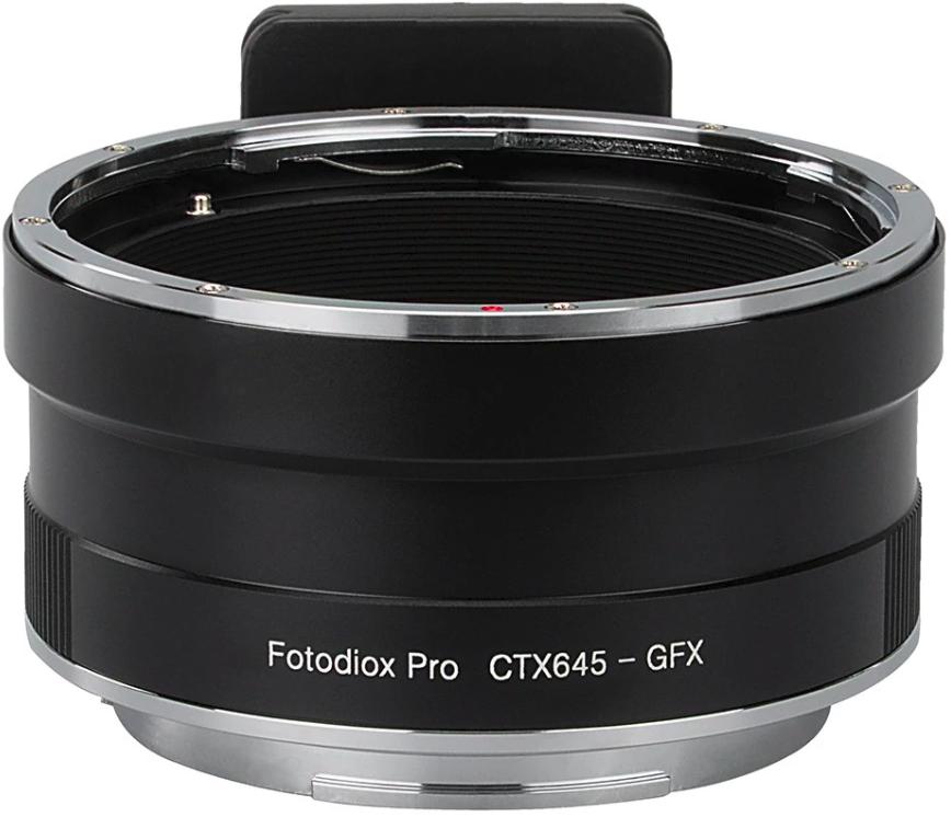 FOTODIOX adaptér objektivu Contax 645 na tělo Fujifilm GFX