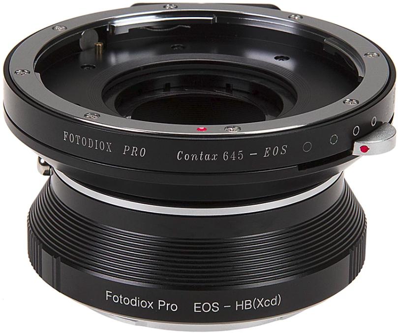 FOTODIOX adaptér objektivu Contax 645 na tělo Hasselblad X