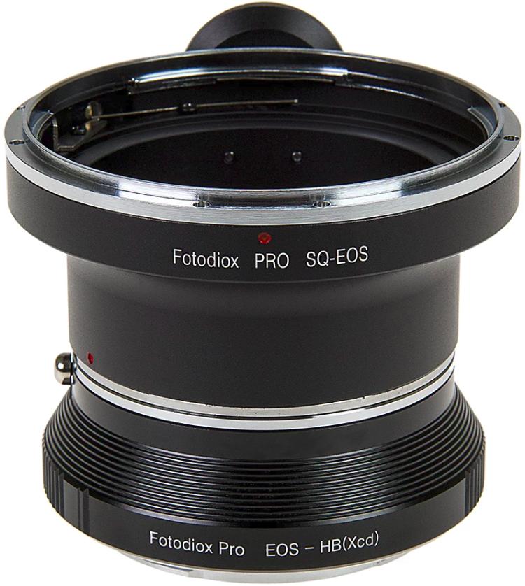 FOTODIOX adaptér objektivu Bronica SQ na tělo Hasselblad X