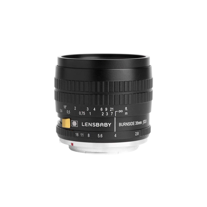 LENSBABY Burnside 35 mm f/2,8 pro Pentax