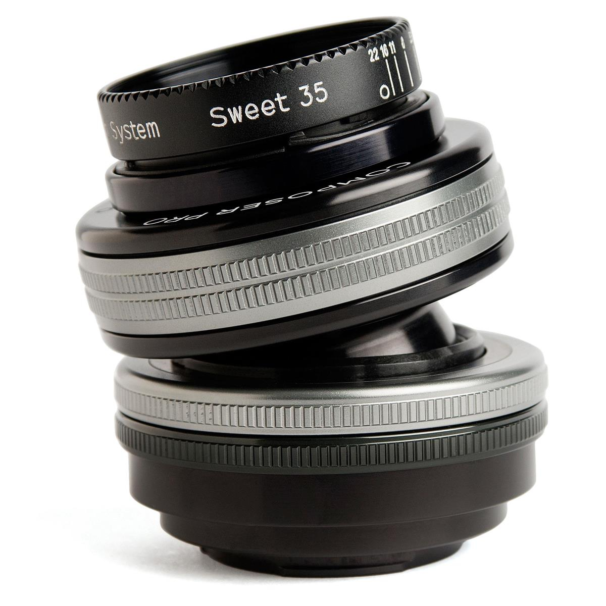 LENSBABY Composer Pro II Sweet 35 pro Canon RF