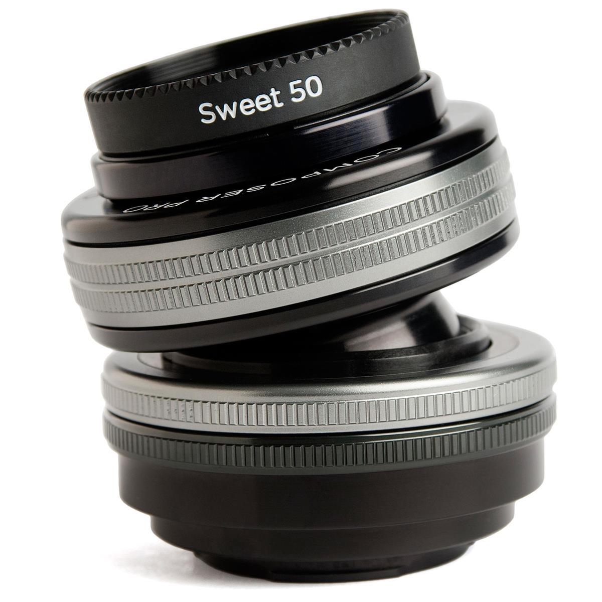 LENSBABY Composer Pro II Sweet 50 pro Nikon Z