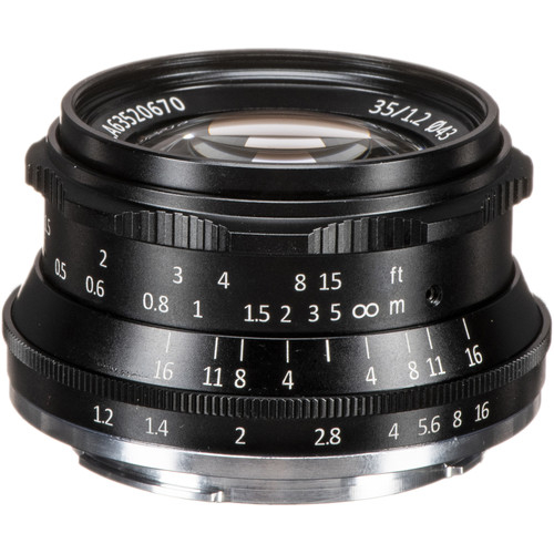 7ARTISANS 35 mm f/1,2 pro Fujifilm X