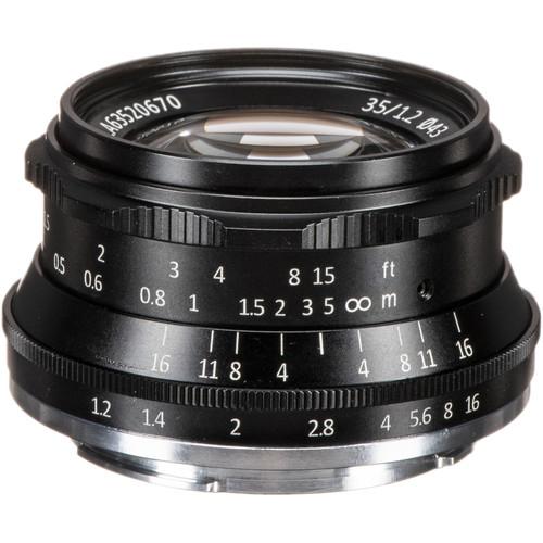 E-shop 7ARTISANS 35 mm f/1,2 pro MFT