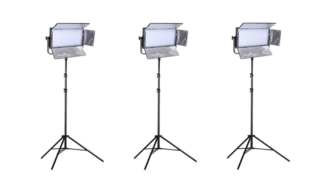 FOMEI LED WIFI 100D/100D/100D deskové světlo, set