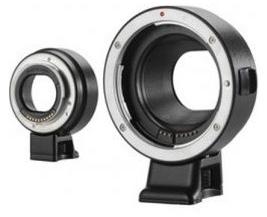 VILTROX EF-NEX IV adaptér objektivu Canon EF na tělo Sony E - ROZBALENO