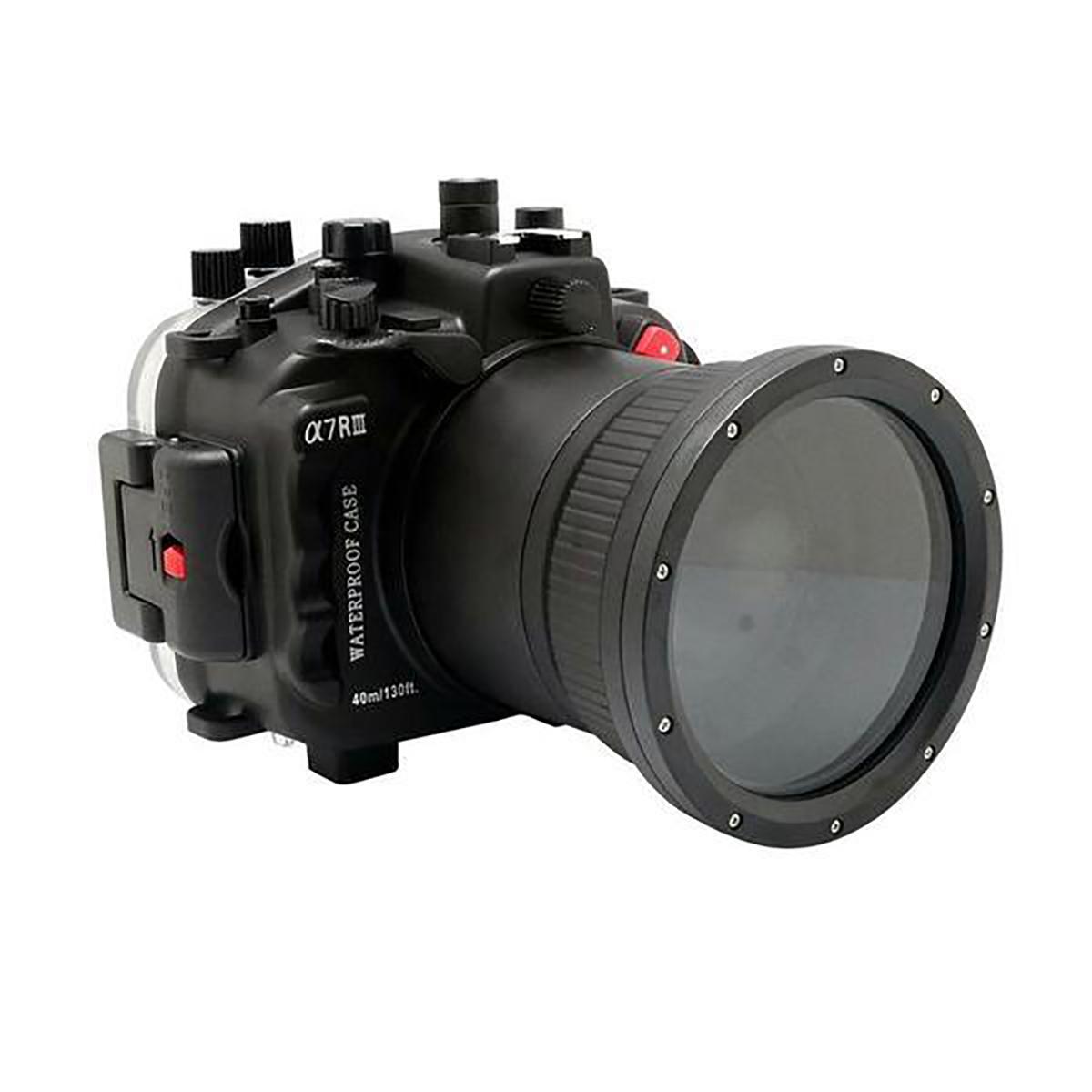 MEIKON podvodní pouzdro pro Sony Alpha A7 MarkIII/RIII + 28-70 mm