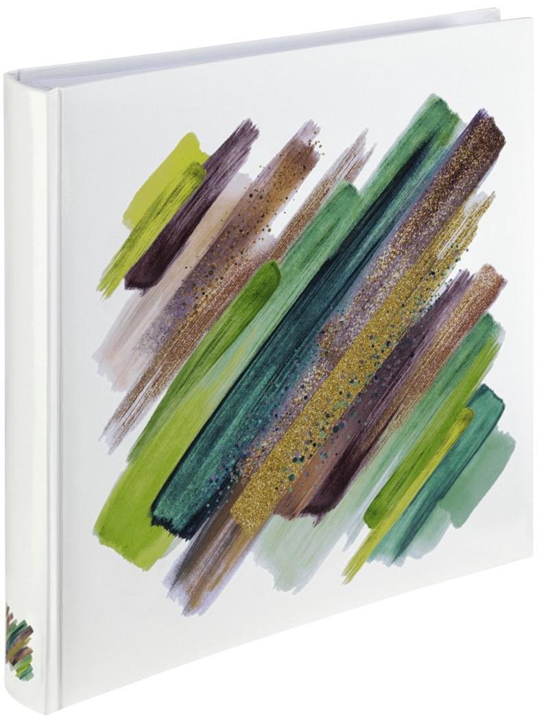 HAMA BRUSHSTROKE klasické 30x30 /80 stran, zelená