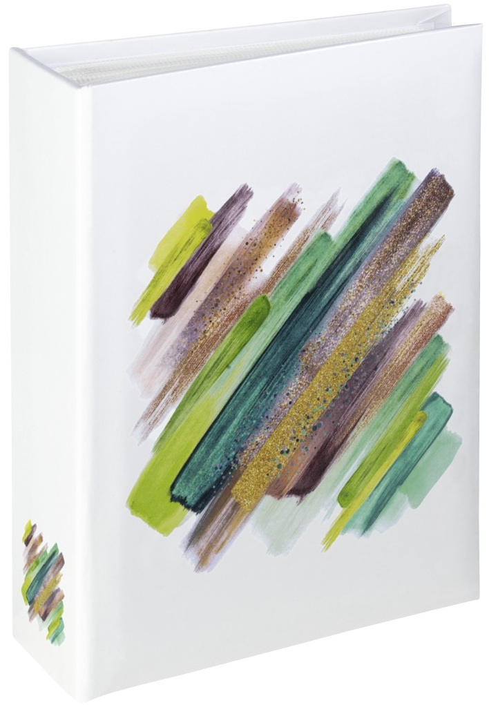 HAMA BRUSHSTROKE 10x15/100, zelená