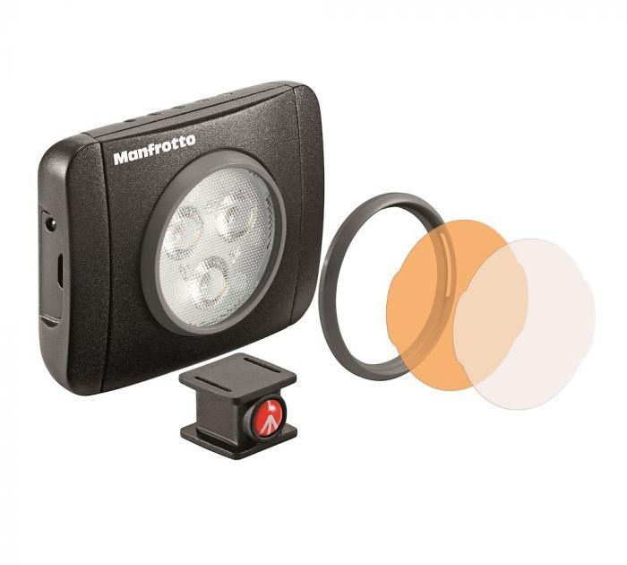 MANFROTTO LED světlo LUMIMUSE 3x LED
