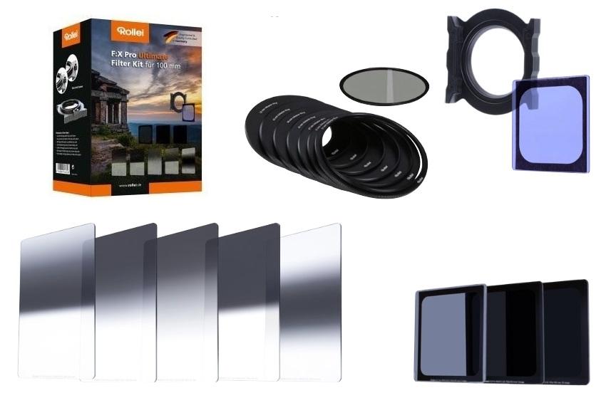 ROLLEI fotografická sada F:X Pro Ultimate Kit