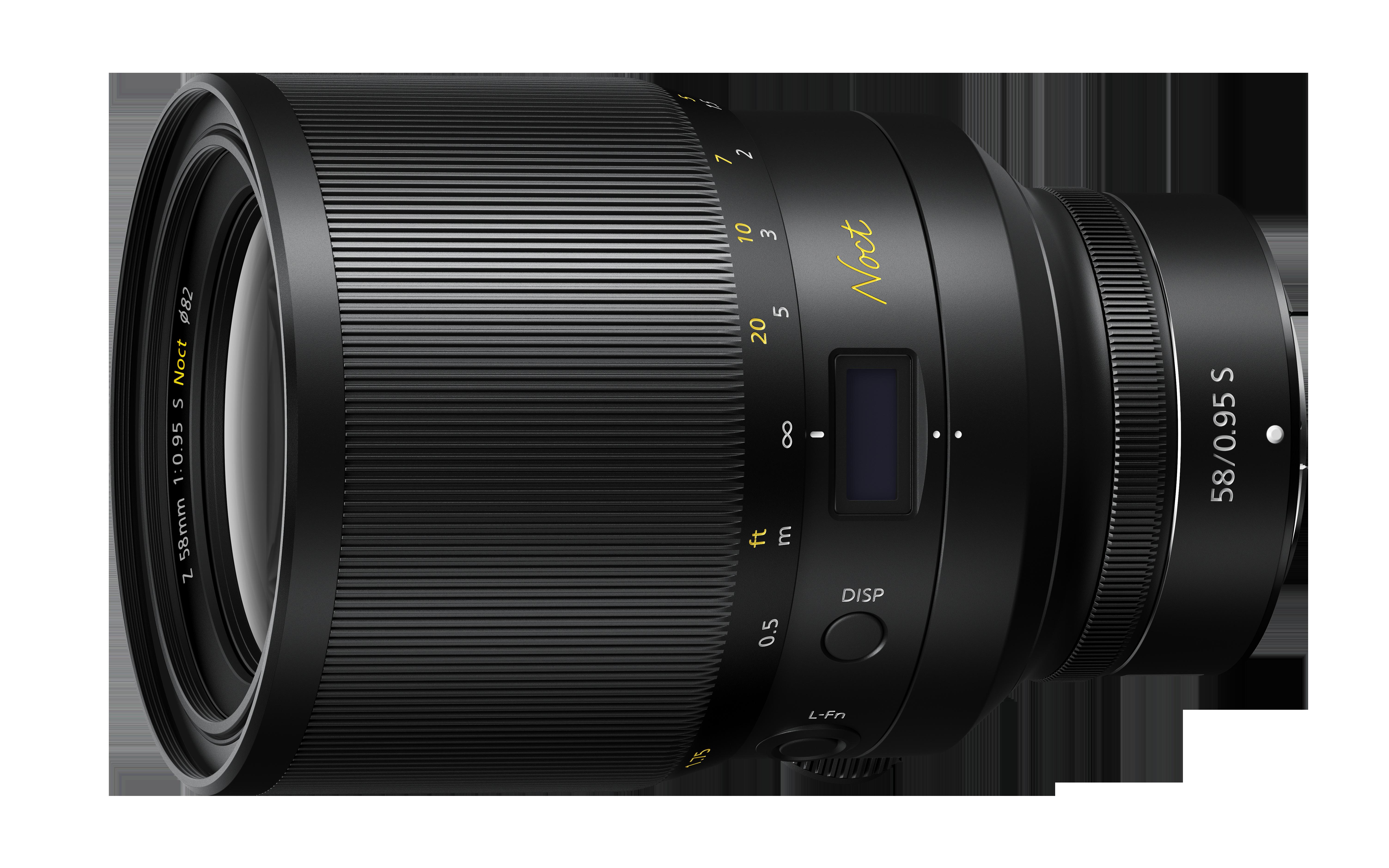 NIKON Z 58 mm f/0,95 S Noct