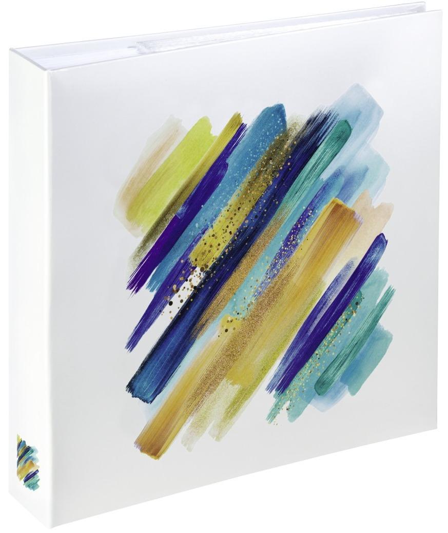 HAMA BRUSHSTROKE  10x15/200, modré, popisové pole
