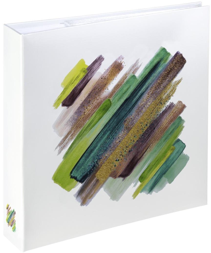HAMA BRUSHSTROKE  10x15/200, zelená, popisové pole