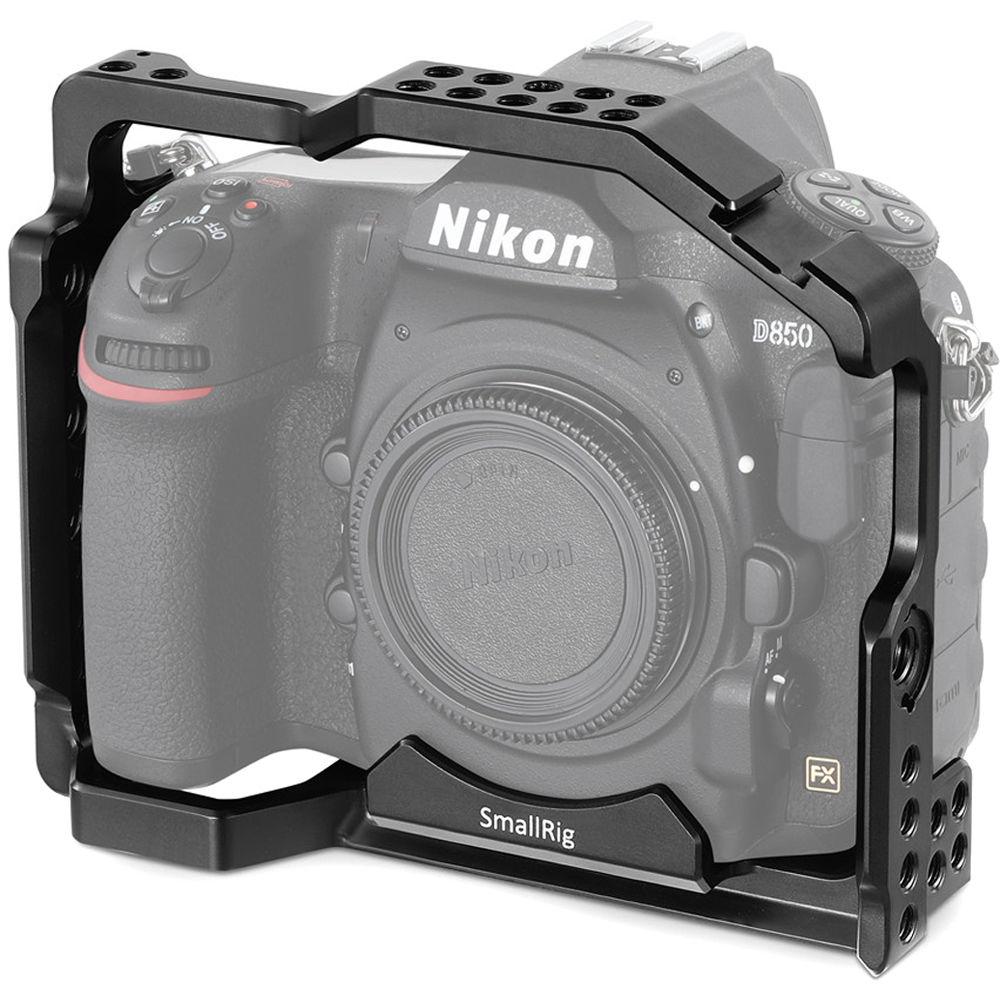 SMALLRIG 2129 klec pro Nikon D850