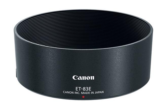 CANON ET-83 E Sluneční clona pro EF 85mm f / 1.4 L IS USM