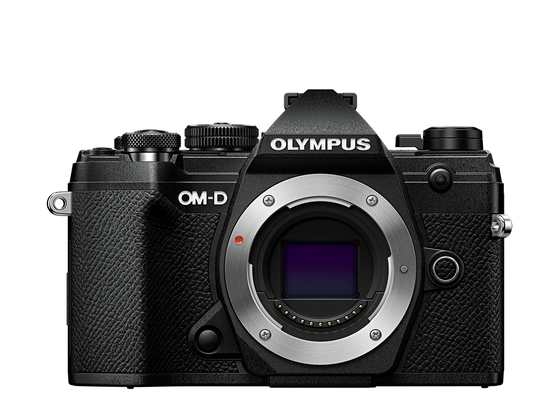OLYMPUS E-M5 Mark III tělo černé