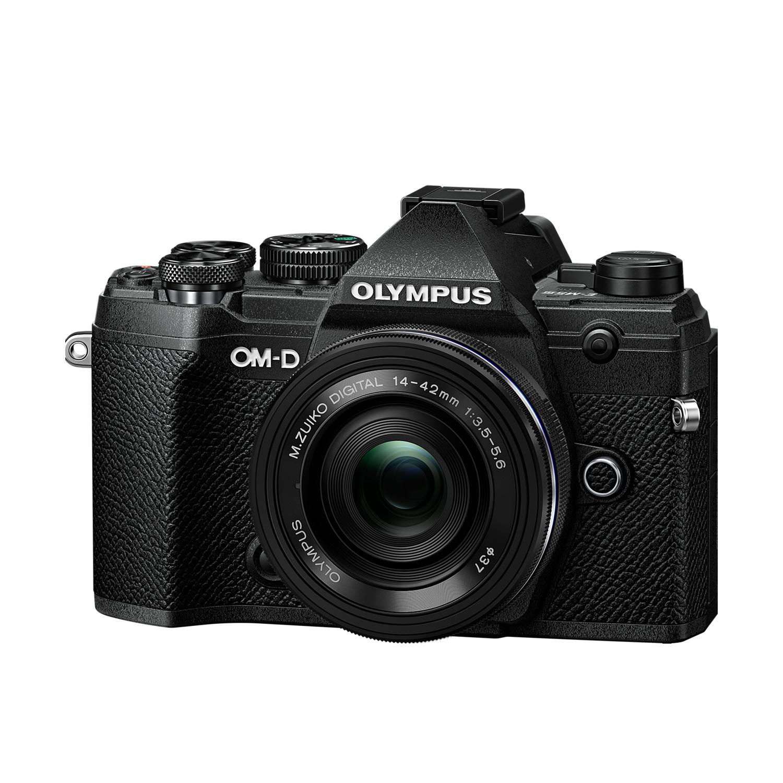 OLYMPUS E-M5 Mark III černý + 14-42 EZ černý