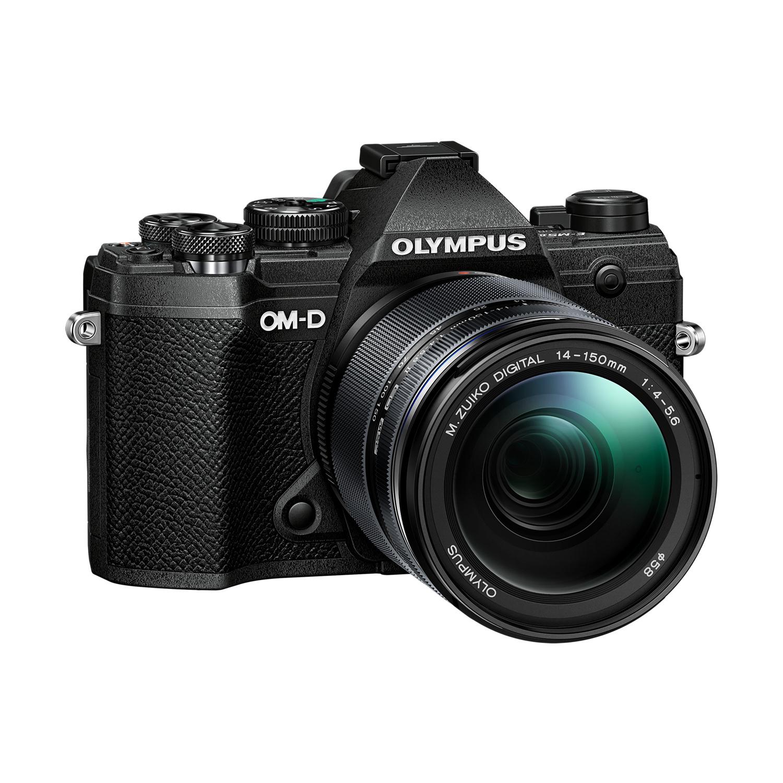 OLYMPUS E-M5 Mark III černý + 14-150 černý