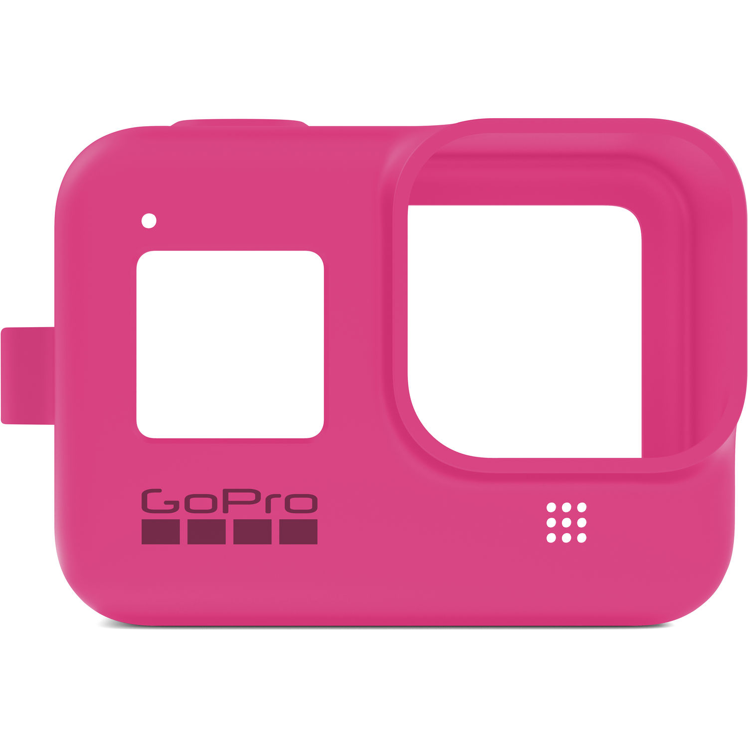 GOPRO Sleeve Lanyard pro HERO8 neonově růžový