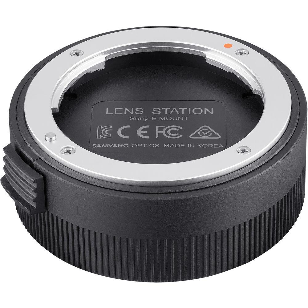 SAMYANG dokovací stanice pro Canon RF
