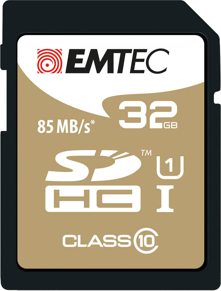 EMTEC SDHC 32GB Class 10 85MB/s