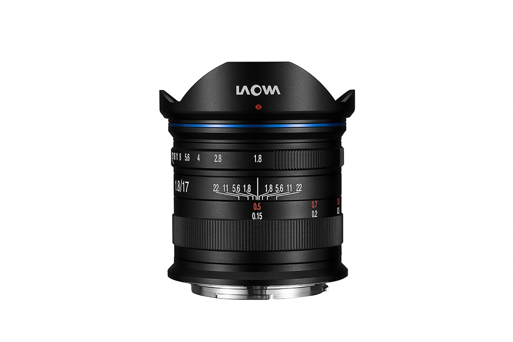 LAOWA 17 mm f/1,8 pro Olympus/Panasonic MFT