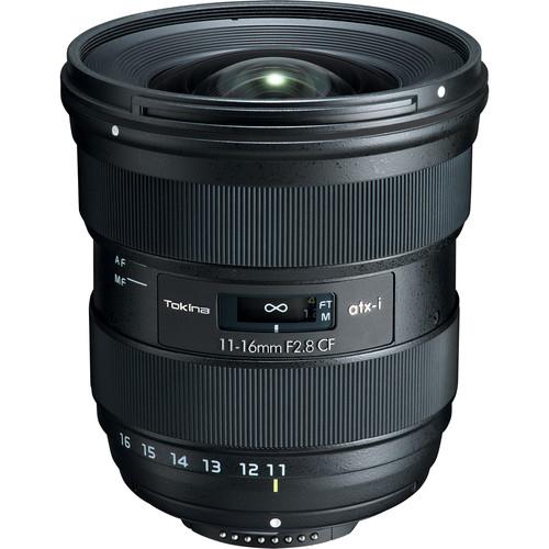 TOKINA 11-16 mm f/2,8 atx-i CF pro Nikon F (APS-C)