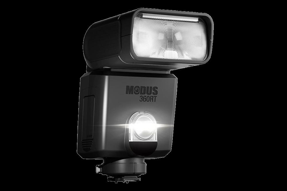 HAHNEL Modus 360RT Speedlight pro Fujifilm