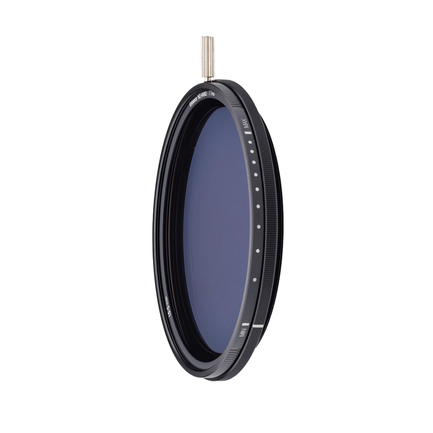 E-shop NISI ND VARIABILNÍ FILTR 1,5-5 STOPS PRO NANO 55 mm (ND3-32)