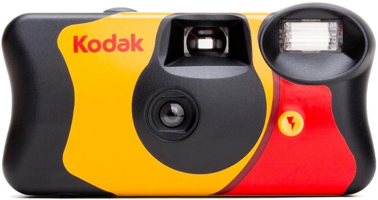 KODAK FunSaver jednorázový fotoaparát s bleskem 400/27