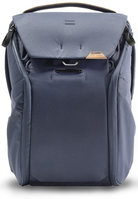 PEAK DESIGN Everyday Backpack 20L v2 - Midnight Blue